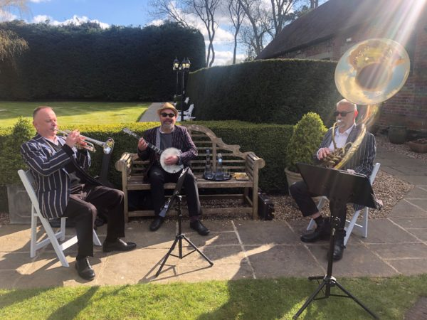The Melody Room Jazz Band
